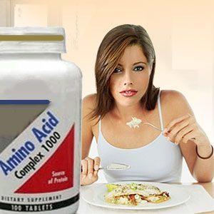 Набавяне на аминокиселини