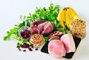 храни, съдържащи витамин б