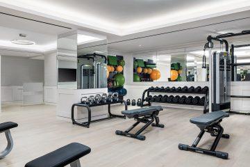 Как трябва фитнес оборудването да бъде подредено във фитнес зала?