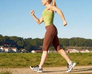 Ходенето също може да е фитнес