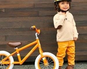 Как да изберем идеалното детско колело?