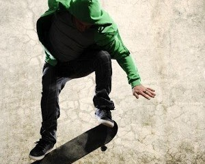 Ползи от карането на скейтборд