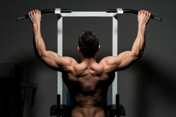 Упражнения за задно рамо